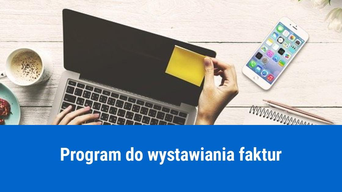 Darmowy program do faktur